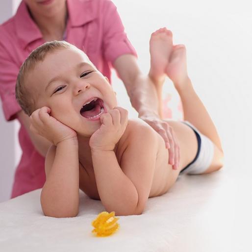 séance chiropractie pour enfant