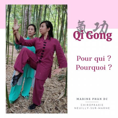 QiGong, l'Art de prendre soin de vous par le mouvement